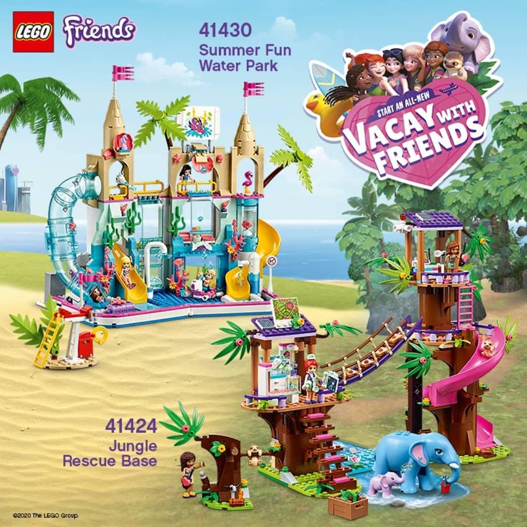 LEGO Friends 41424 und 41430