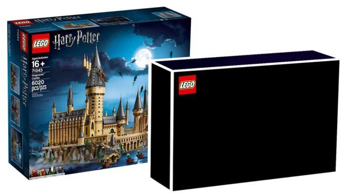 LEGO Harry Potter D2C Set für 2020
