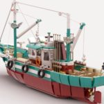 LEGO Ideas Great Fishing Boat