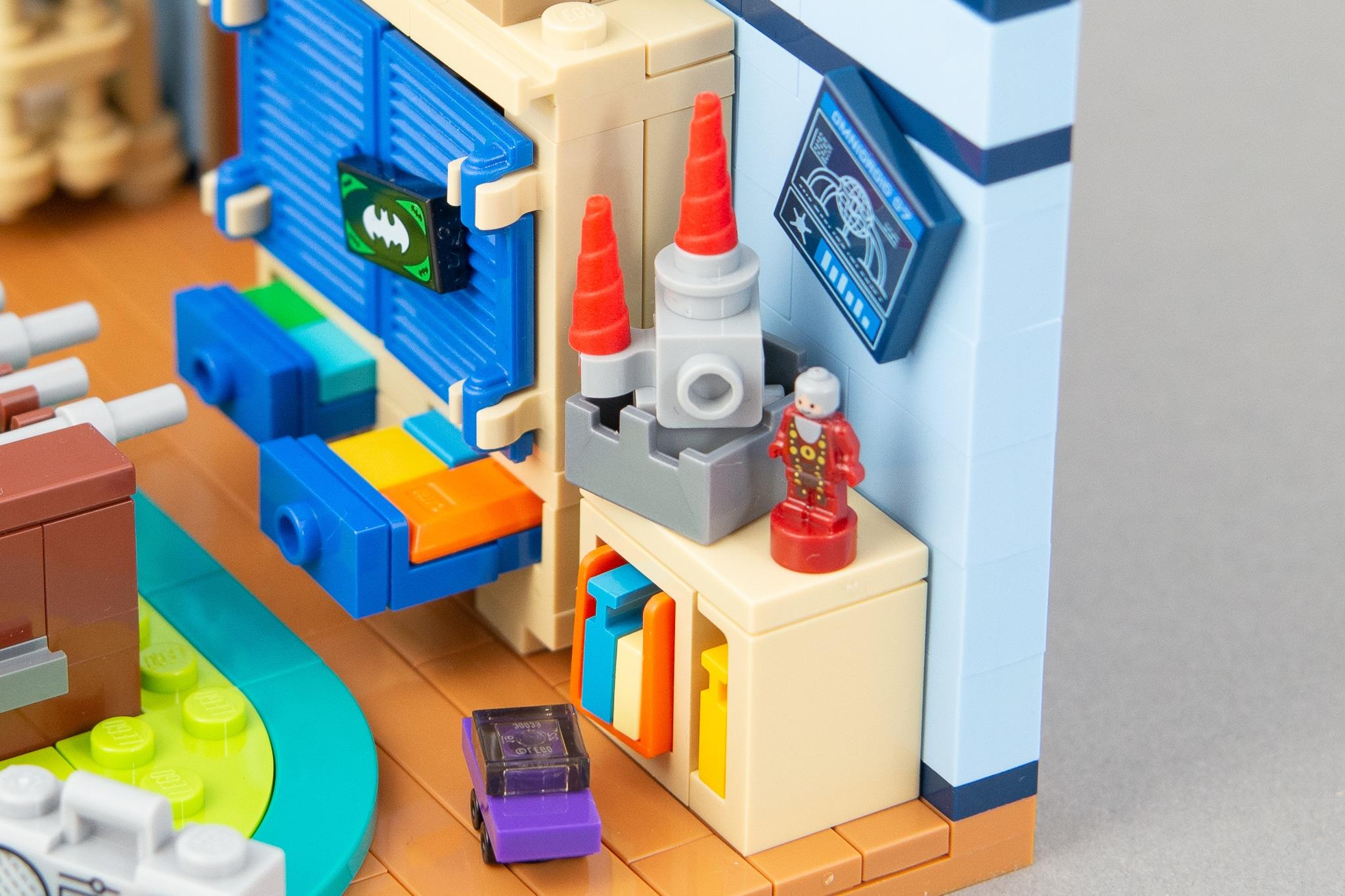 LEGO Kinterzimmer Schloss