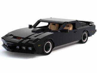 LEGO Knight Rider KITT
