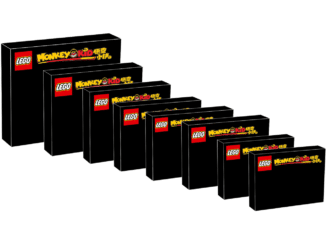 LEGO Monkey Kid 2020