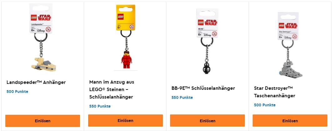 Neue LEGO VIP-Prämien