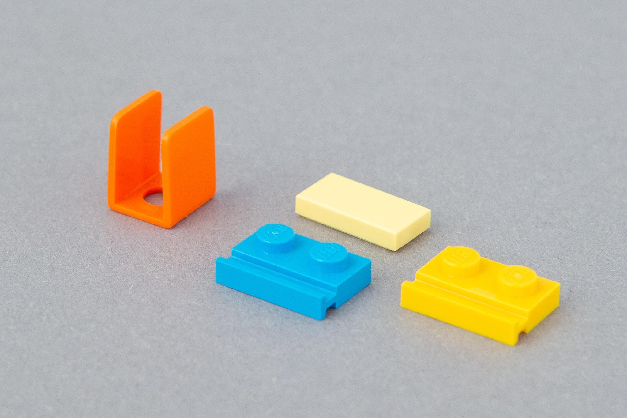 LEGO MOC Schränkchen Hefte Tutorial