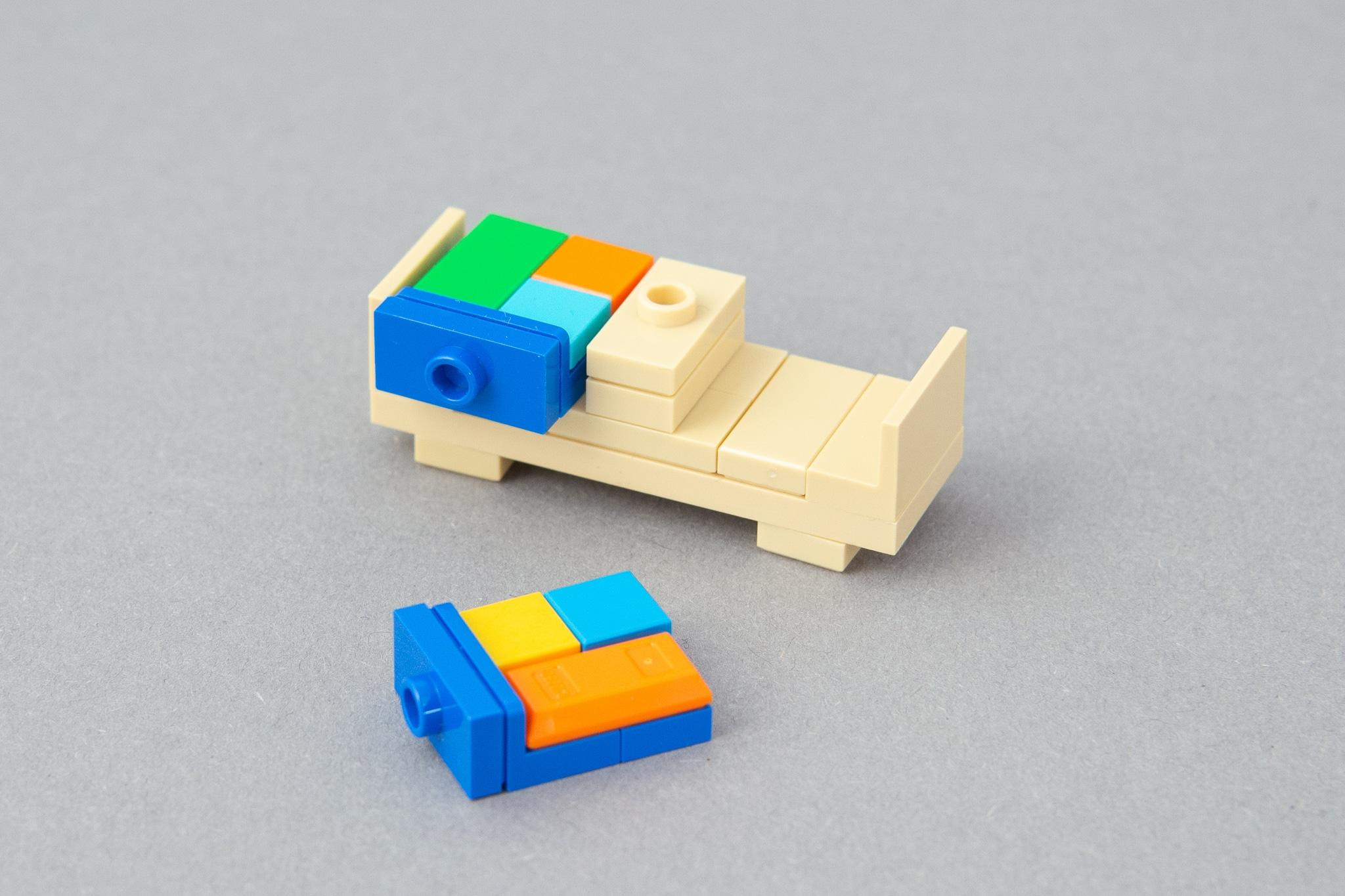 LEGO MOC Schrank Tutorial
