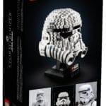 LEGO Star Wars 75276 Stormtrooper Helm Box von hinten