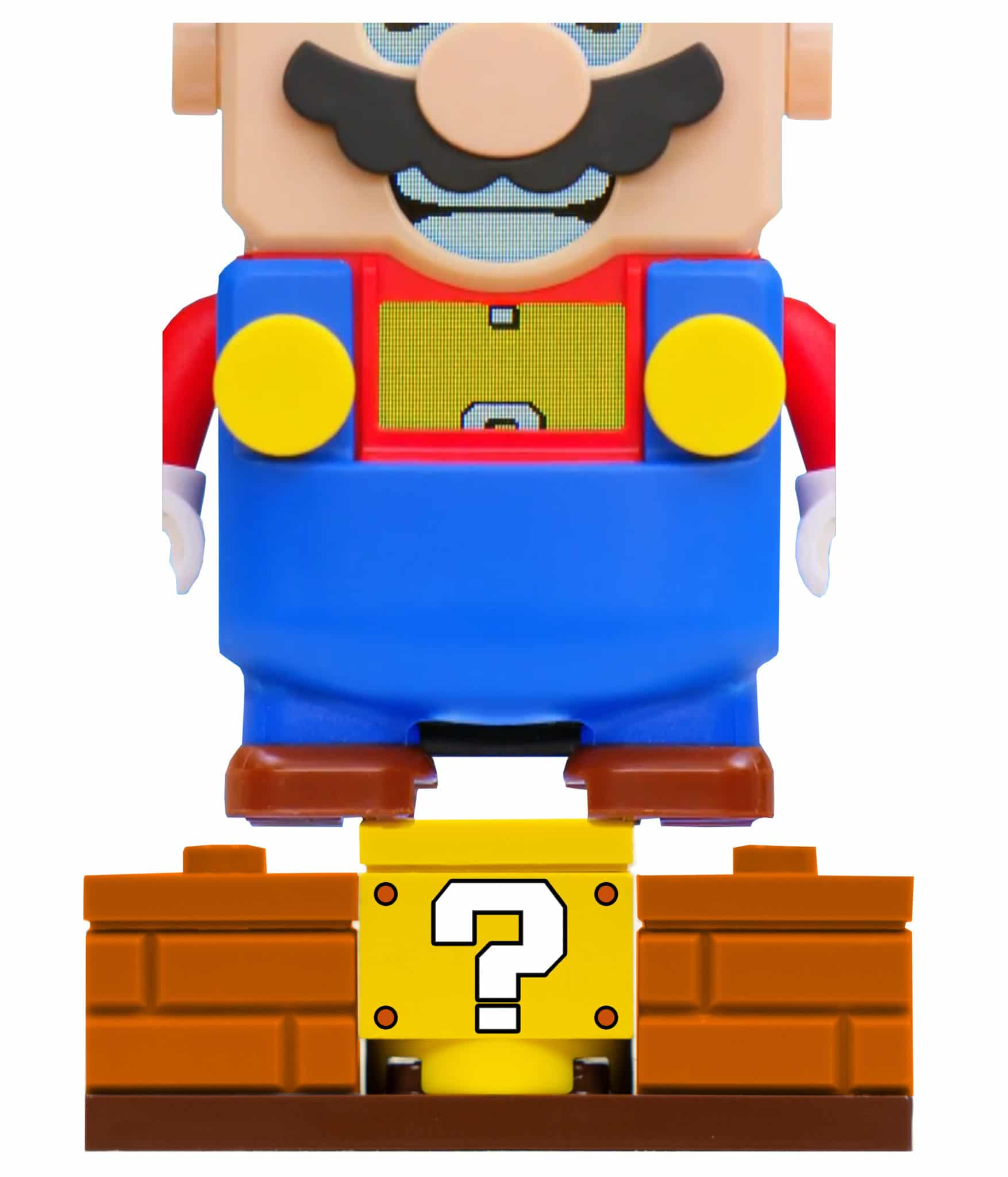LEGO Super Mario Teaser Analyse