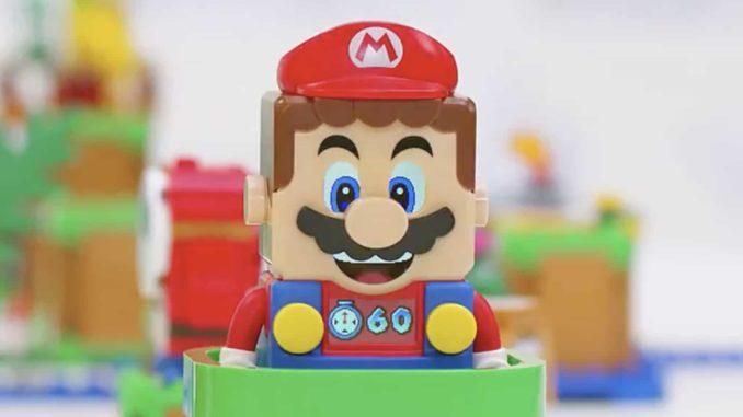 LEGO Super Mario Teaser