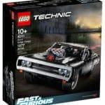 LEGO Technic 42111 Dom's Dodge Charger Box vorne