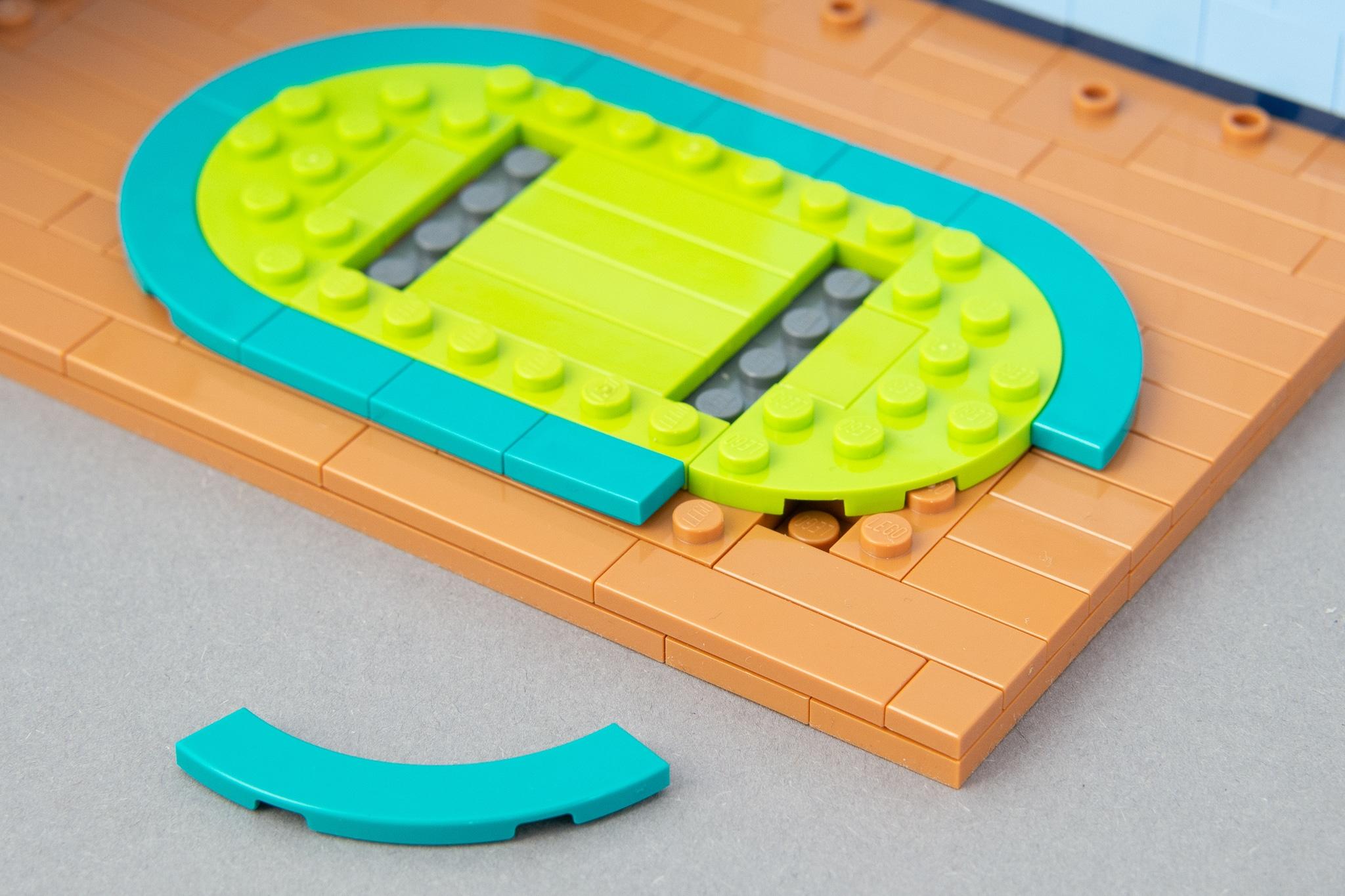 LEGO Teppich