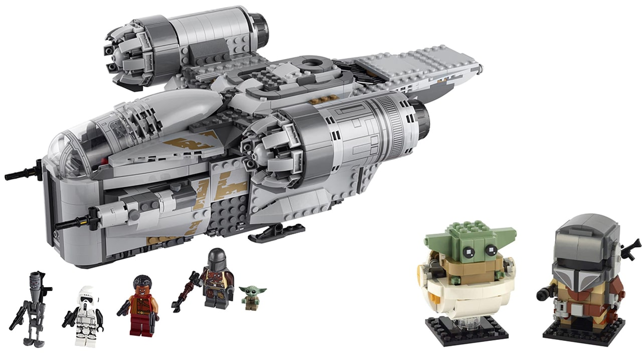 Vorbestellbare LEGO Sets zu The Mandalorian