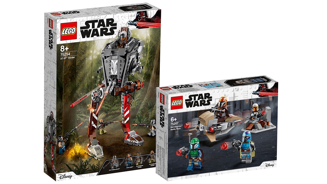 LEGO Sets zu The Mandalorian