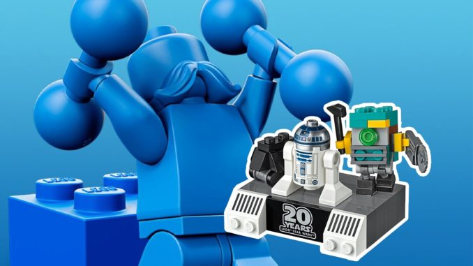 LEGO VIP-Prämien im April 2020