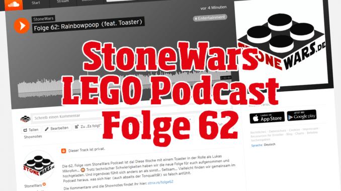 StoneWars Podcast Folge 62