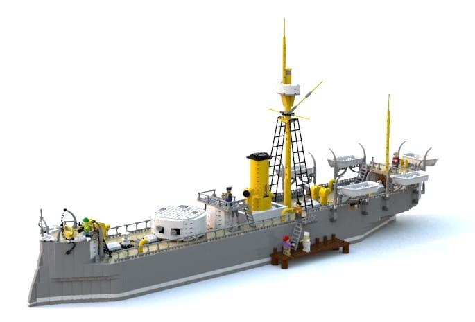 LEGO IDEAS Huascar