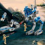 LEGO Star Wars 75280 Clone Troopers der 501. Legion