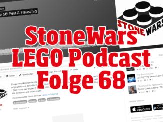 StoneWars LEGO Podcast Folge 68