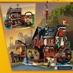 LEGO Creator 31109 Piraten-Spelunke