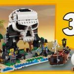 LEGO Creator 31109 Pirateninsel