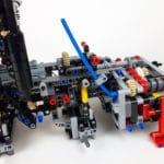 LEGO Technic 42043 Mercedes-Benz Arocs 3245 Bauabschnitt 2
