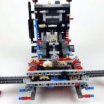 LEGO Technic 42043 Mercedes-Benz Arocs 3245 Bauabschnitt 2 - ausgefahrene Ausleger