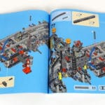 LEGO Technic 42043 Mercedes-Benz Arocs 3245 Anleitung
