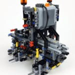 LEGO Technic 42043 Mercedes-Benz Arocs 3245 Bauabschnitt 1
