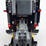 LEGO Technic 42043 Mercedes-Benz Arocs 3245 Bauabschnitt 1 - Detail Motor