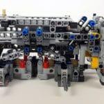 LEGO Technic 42043 Mercedes-Benz Arocs 3245 Bauabschnitt 3