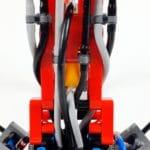 LEGO Technic 42043 Mercedes-Benz Arocs 3245 Bauabschnitt 4 - Detail Schläuche