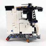 LEGO Technic 42043 Mercedes-Benz Arocs 3245 Bauabschnitt 5 - Fahrerhaus