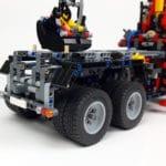 LEGO Technic 42043 Mercedes-Benz Arocs 3245 Bauabschnitt 5