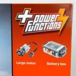 LEGO Technic 42043 Mercedes-Benz Arocs 3245 Box Power Functions