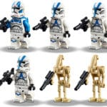 LEGO 75280 Star Wars 501st Legion Clone Troopers 6