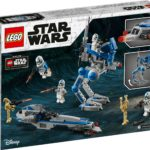 LEGO 75280 Star Wars 501st Legion Clone Troopers (Box Rückseite)