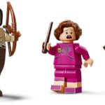 LEGO Harry Potter 75967 Der Verbotene Wald: Begegnung mit Umbridge (Minifiguren)