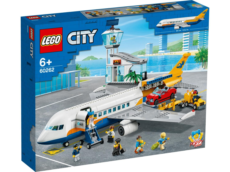 LEGO City 60262 Passagierflugzeug