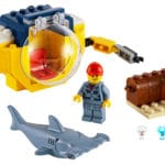 LEGO City 60263 Ocean Mini Submarine 7