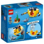 LEGO City 60263 Ocean Mini Submarine 8