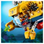 LEGO City 60264 Ocean Exploration Submarine 2