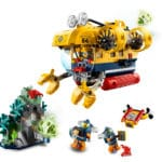 LEGO City 60264 Ocean Exploration Submarine 6