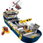 LEGO City 60266 Ocean Exploration Ship 10