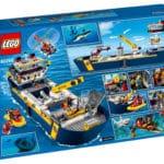 LEGO City 60266 Ocean Exploration Ship 13