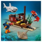 LEGO City 60266 Ocean Exploration Ship 2
