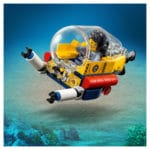 LEGO City 60266 Ocean Exploration Ship 3