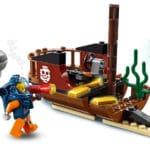 LEGO City 60266 Ocean Exploration Ship 8