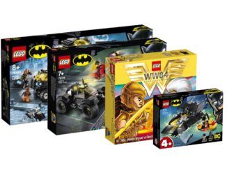 LEGO DC Super Heroes Sommer 2020