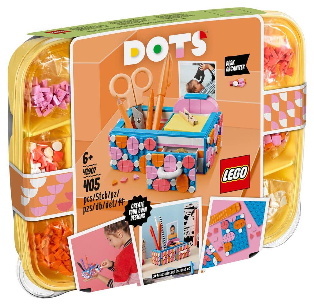 LEGO DOTS 41907 Stiftehalter mit Schublade