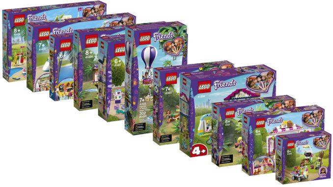 LEGO Friends Neuheiten Sommer 2020