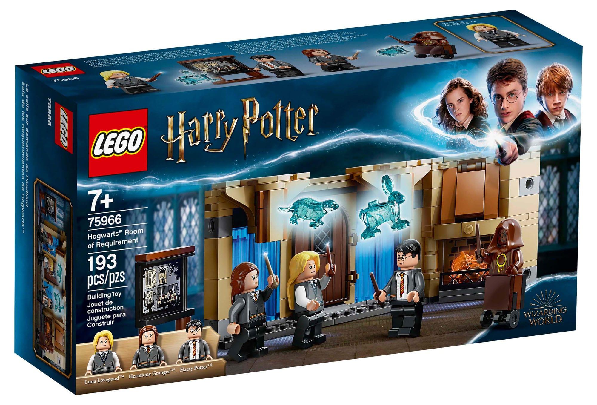 LEGO Harry Potter 75966 Raum der Wünsche (Box)